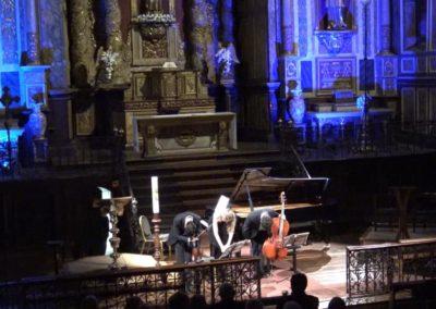 11 septembre 2019 : Eglise de Ciboure, Festival Ravel. (Prix du Méjan)