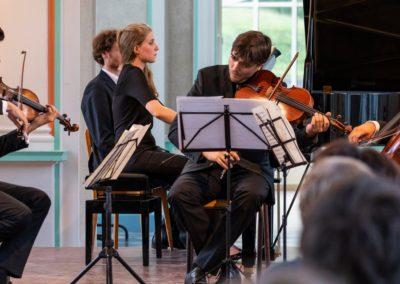25 juillet 2019 : Concert avec Manuel Vioque-Judde, Festival Les Fieffés Musiciens. Photo : Michel Pasquette