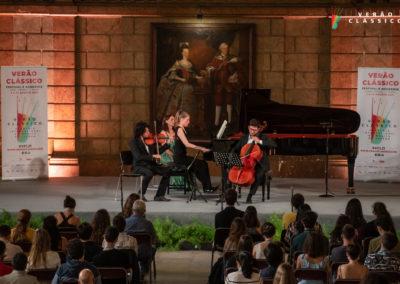 2 août 2021 : Verao Classico Festival (1er Prix Chamber Music Award). Photo : Rita Carmo